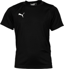 LIGA Training Jersey Jr White/Black