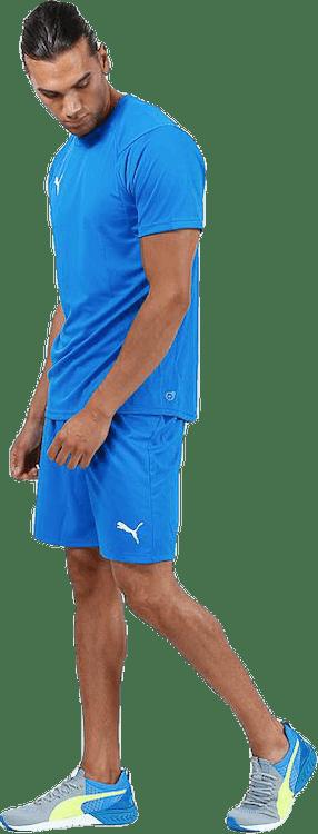 LIGA Training Jersey Blue/White