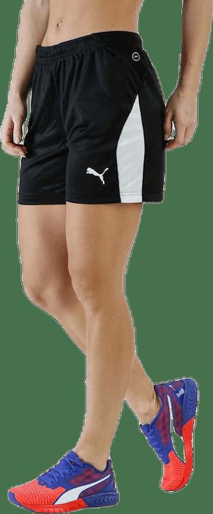 LIGA Shorts W Black