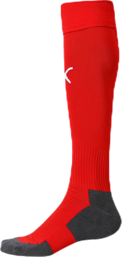 LIGA Socks Core White/Red