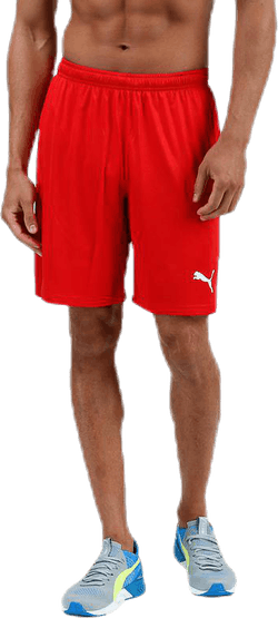 LIGA Shorts Core White/Red