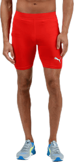 LIGA Baselayer Short Tight Red