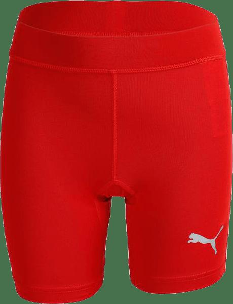 LIGA Baselayer Short Tight Jr Red