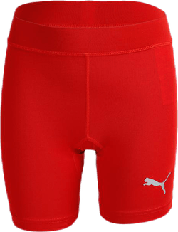 LIGA Baselayer Short Tight Jr Red