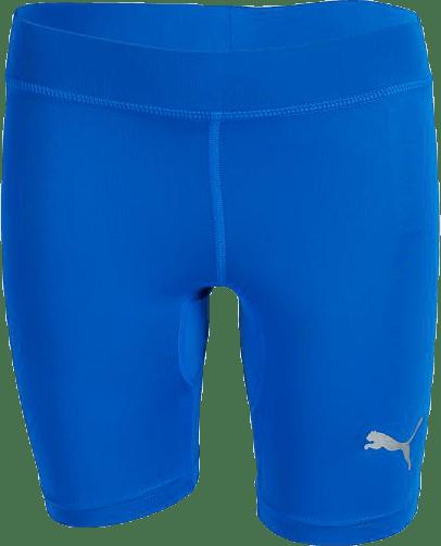 LIGA Baselayer Short Tight Jr Blue
