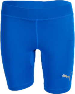 LIGA Baselayer Short Tight Jr Blue