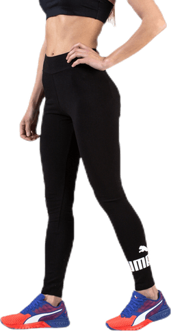 Essential Logo Leggings Black