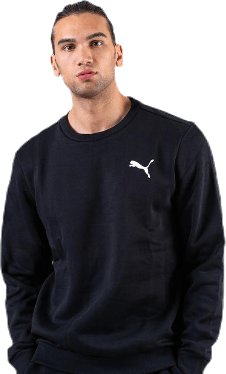 Essential Logo Crew Sweat FL Black