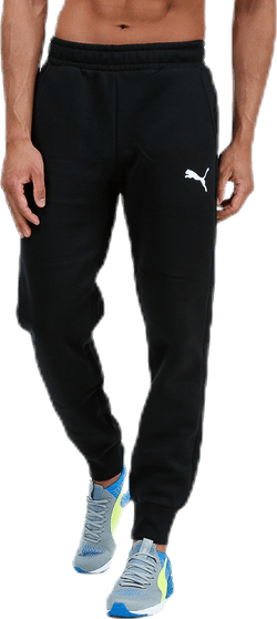 Essential Logo Pants Black