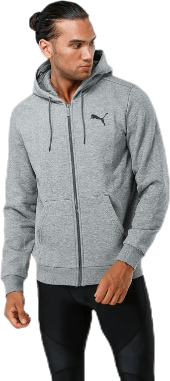 Essential FZ Hoody Grey