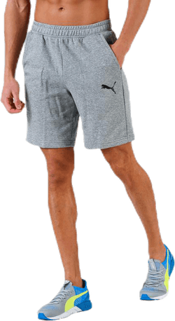Essential Sweat Bermudas Grey