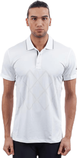 Barrcicade Engineered Polo White