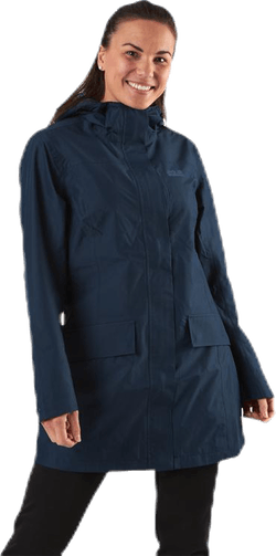 Cape York Coat Blue