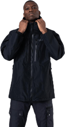 Mount Elgon Jacket Black
