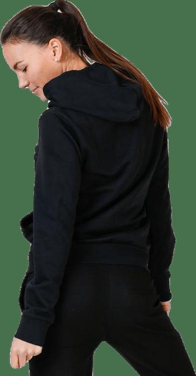 Linear Hood Black
