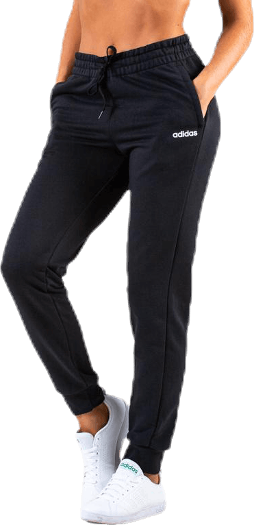 Essentials Plain Pant Black