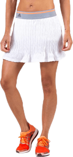 Mcode Skirt White