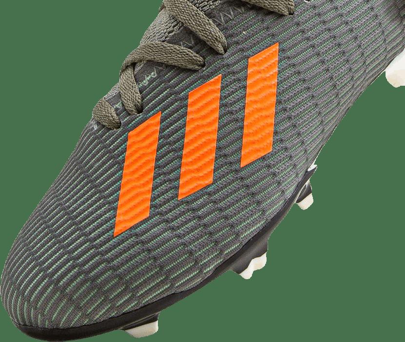 X 19.3 FG Orange/Green