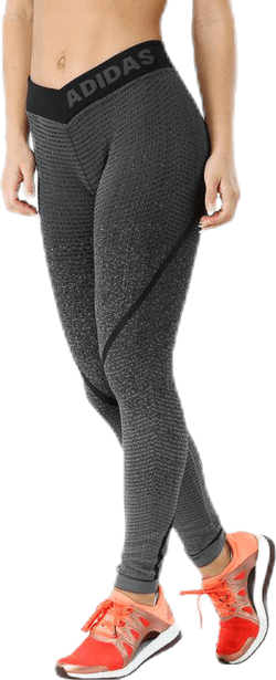 Alphaskin 360 Long Tights Grey