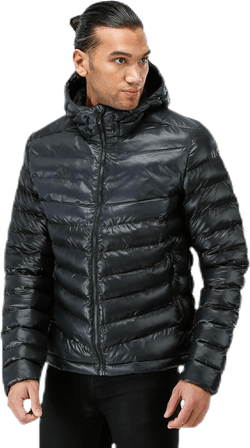 Tango Padded Jacket Black/Grey