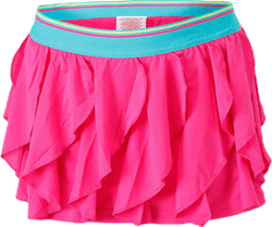 Girls Frilly Skirt Pink