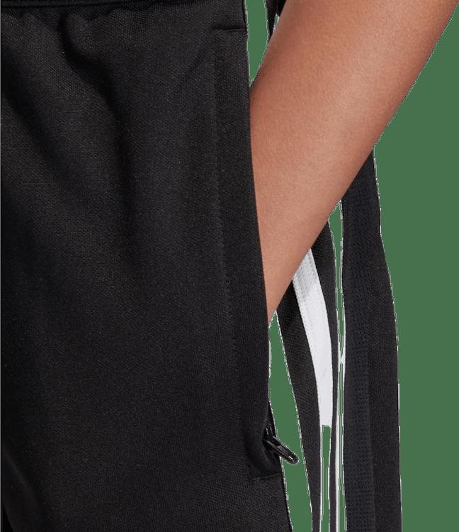 Tiro 3 Stripe Training Pants Black