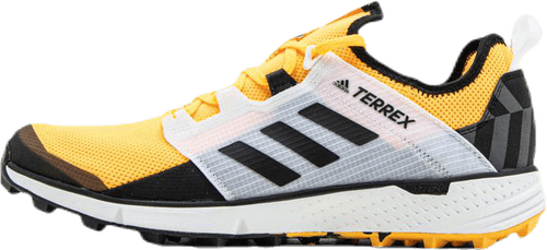 Terrex Agravic Speed + Black/Yellow