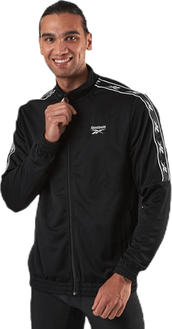 Cl F Vector Tape Tracktop Black
