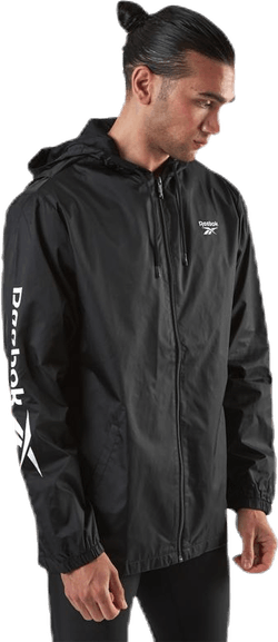 Cl F Vector Windbreaker Black