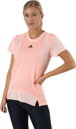Training Heat Ready Tee Pink