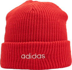 Clsc Beanie White/Red