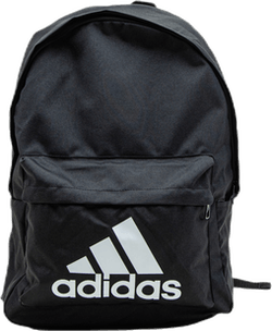 Classic BOS Backpack White/Black