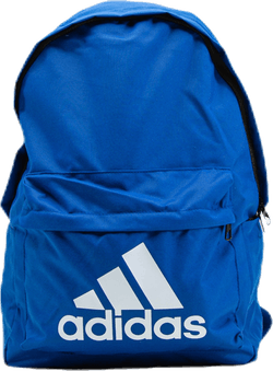 Classic BOS Backpack Blue/White