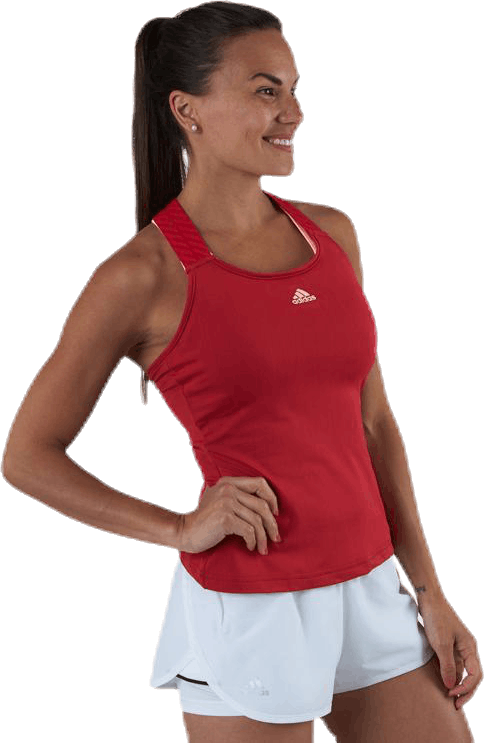 Tennis Y-Tank Aeroready Red