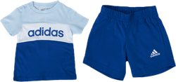 CB Set Infant Blue/White