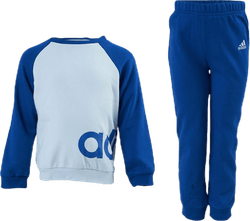 Linear Fleece Jogger Infant Blue