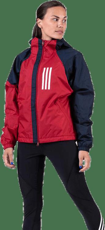 ID Wind Jacket  Blue/White/Red