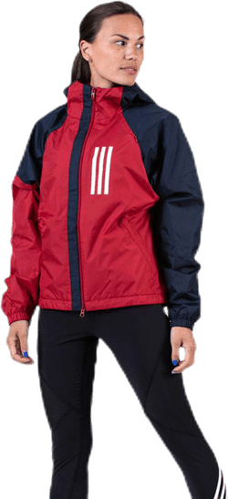 ID Wind Jacket  Blue/White/Red