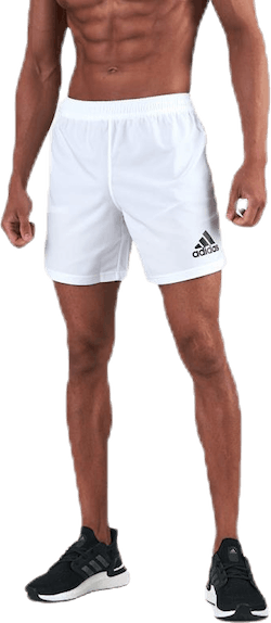 3 Stripe Short White/Black