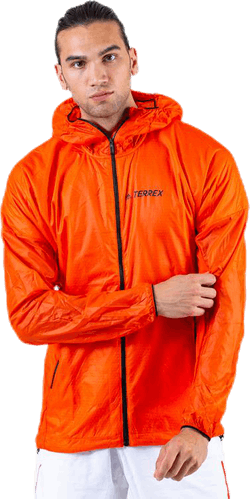Agravic Shield Jacket Orange