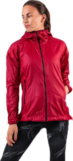 Agravic Shield Jacket Red