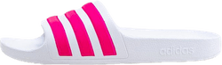 Adilette Aqua Youth Pink/White