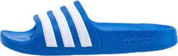 Adilette Aqua Youth Blue/White