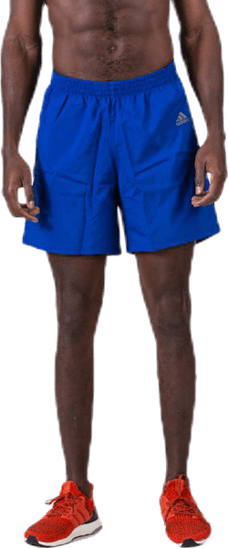 Own The Run Short Blue