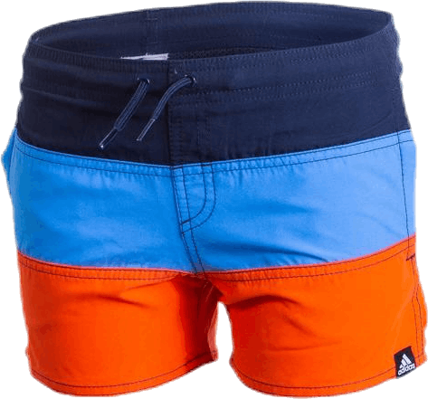 Colorblock Swim Shorts Blue/Red