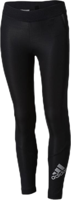 Alphaskin SPR Tights Jr Black