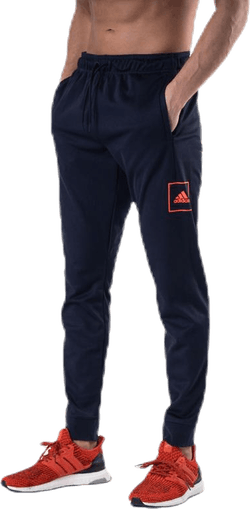 Aac Reg Pant Black/Red