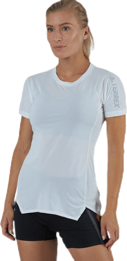 Agravic All Tee White