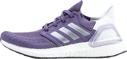 UltraBOOST 20 Purple/White