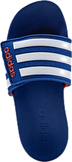 Adilette Comfort Adjust Jr Blue/White